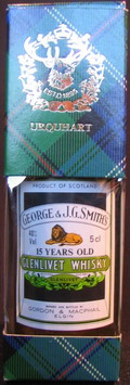 Glenlivet whisky