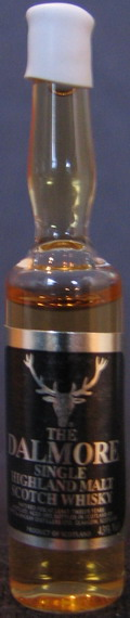 The Dalmore (microbottle)