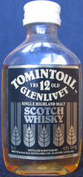 Tomintoul Glenlivet