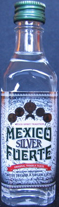 Mexico silver fuerte