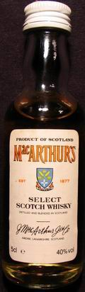 MacArthur`s