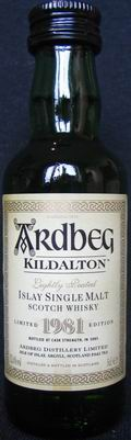 Ardbeg Kildalton