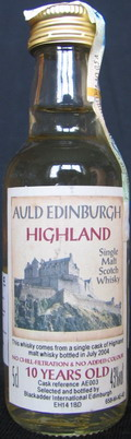 Auld Edinburgh