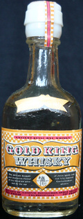 Gold king whisky