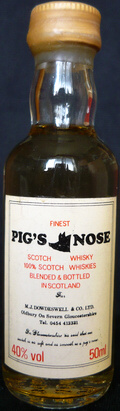 Pig`s Nose