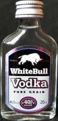 White Bull Vodka