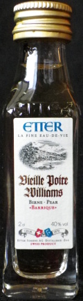 Vieille Poire Williams