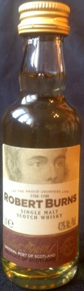 Robert Burns - Arran