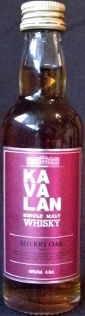 Kavalan Sherry Oak