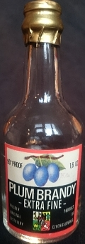 Plum Brandy