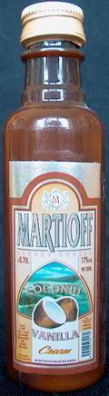 Coconut Vanilla Cream