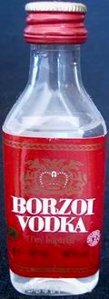 Borzoi vodka